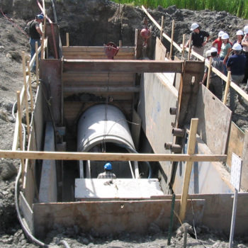 Watermain & Sewers
