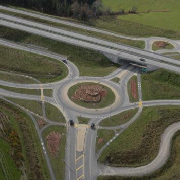 Autoroutes et routes